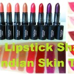 Best Lipstick Shades For Indian Skin Type