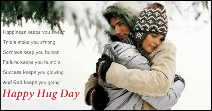 happy hug day romantic wallpapers