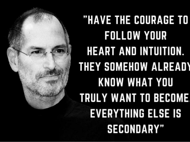 Famous Steve Jobs Inspirational Quotes