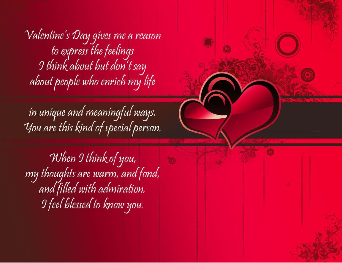 Top 100 happy valentines day wishes images quotes messages for Quotes on valentine day