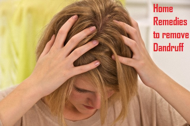 natural remedies to remove dandruff