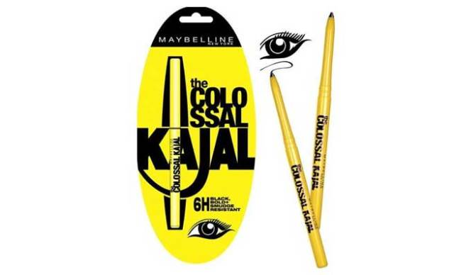 black kajal pencil