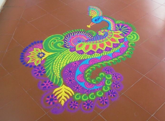 bautiful rangoli designs