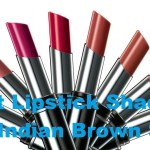 Hot & Sexy Best Lipstick Shades For Brown Skin