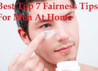 best skin whitening tips for men