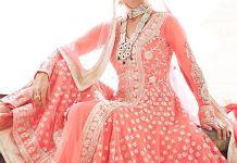bridal salwar kameez collection