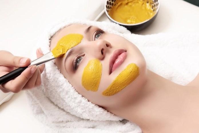 mango for skin lighting