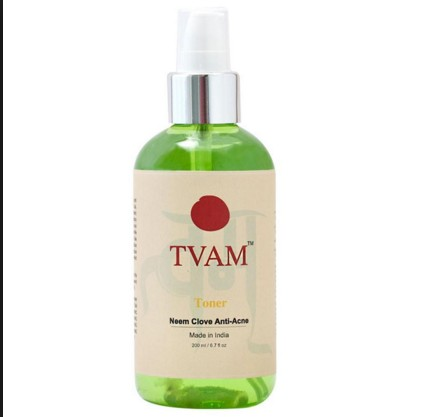 TVAM toner for oily skin