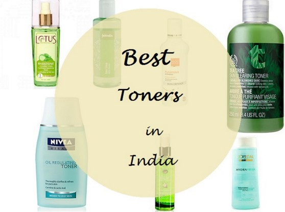 best toner available in India