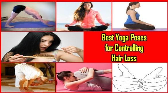 Yoga Asan For Hair Growth