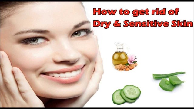 how to remove dry skin