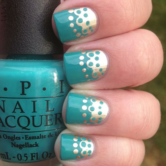 easy nail art with beginners