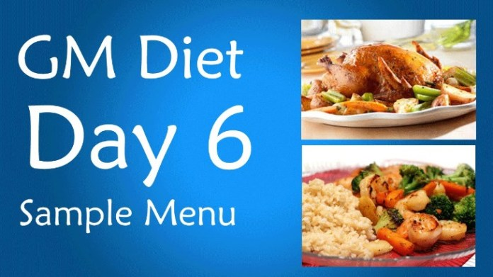 Day 6 Diet Plan