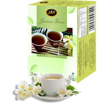 Jay Green Tea