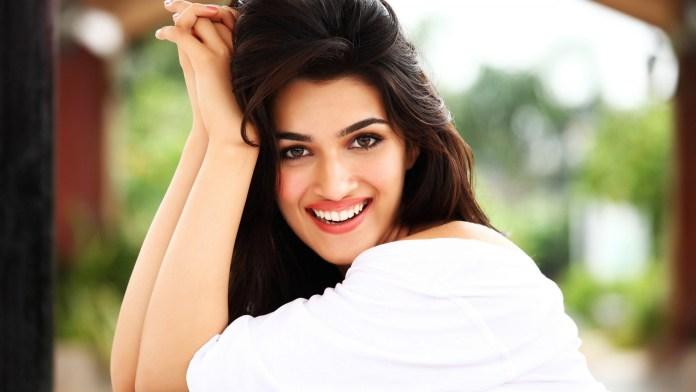 Kriti Sanon Beautiful Girl Image Prettiest Indian Girls