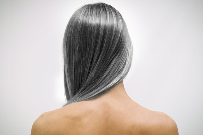 vitamin e prevents hair greying