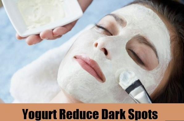 Yogurt For Dark Spots On Face