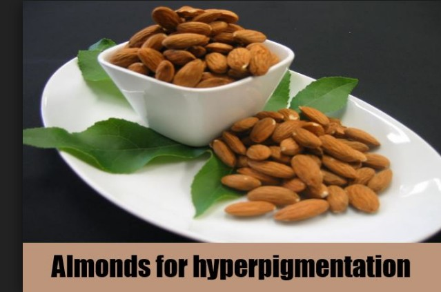 Almonds To Get Rid Of Pigmentation