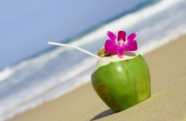 coconut water To Get Fair Skin