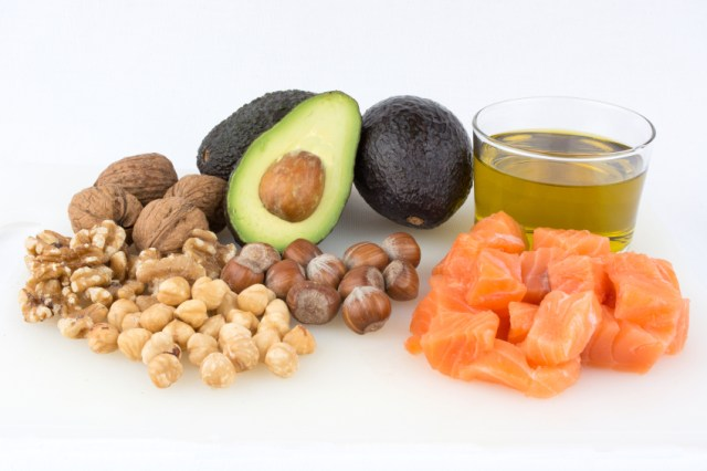 healthy fats reduce weight in 10 days