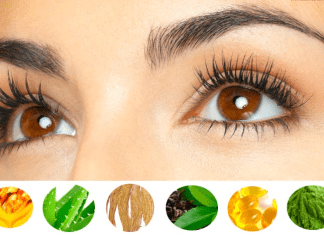 home remedies for thick eye lashes