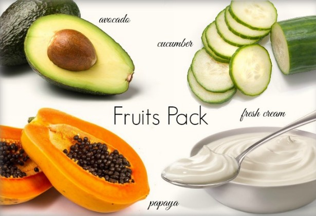 papaya and cucumber To Get Fair Skin