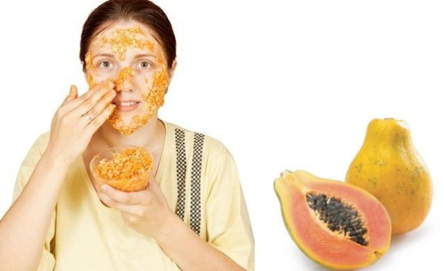 papaya juice for dark spots