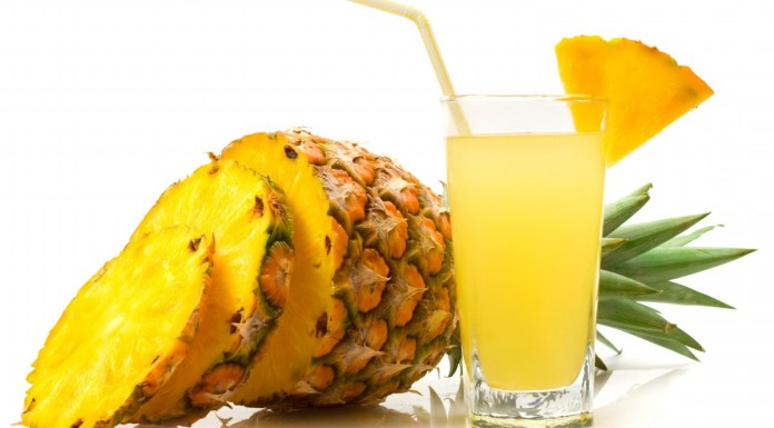 pineapple juice benfits