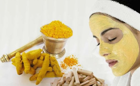 turmeric for skin care