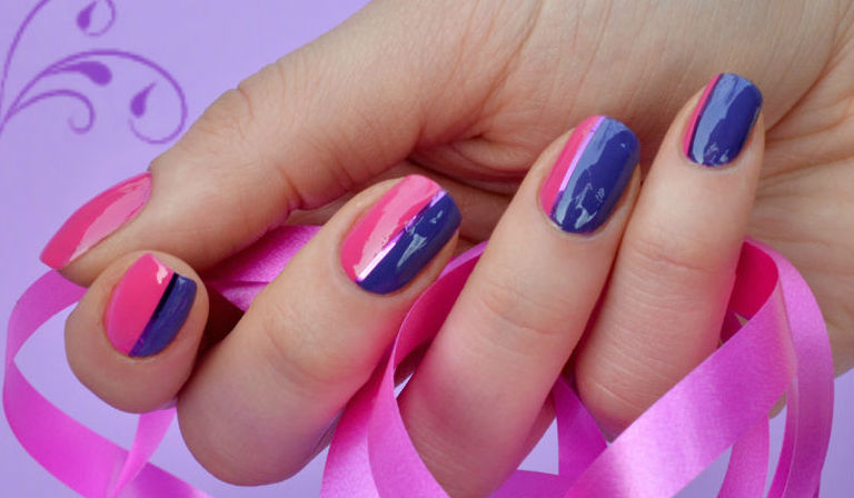 Attractive Nail Art Tutorial
