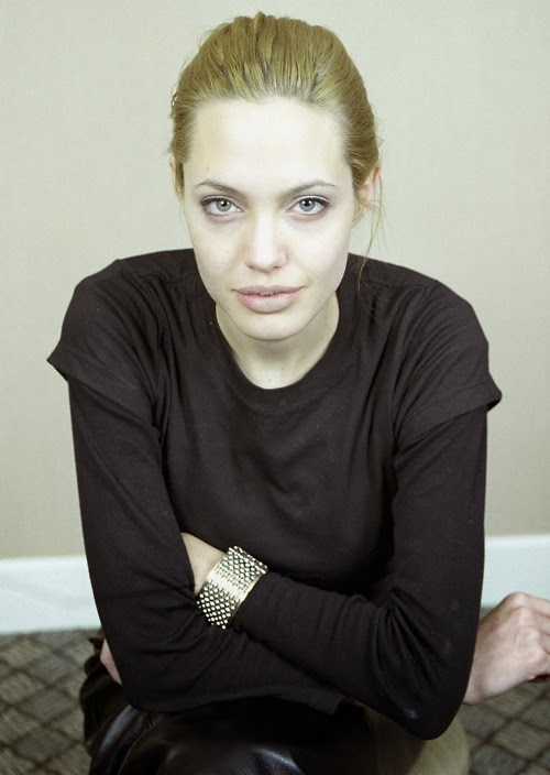 Angelina Jolie Beautiful Images Best Pictures Without Makeup
