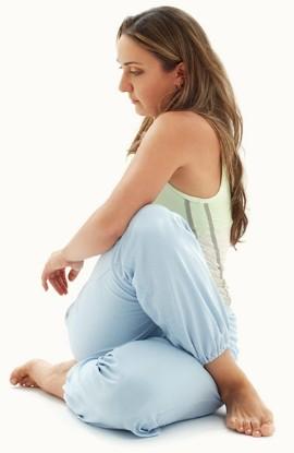 Ardha Matsyendrasana Pose For Weight Loss