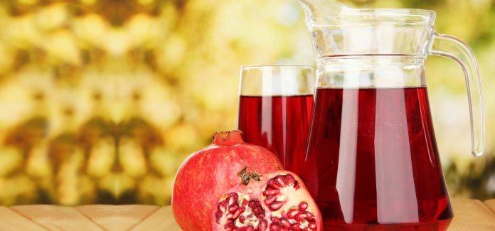 hidden benefits of pomegranate juice