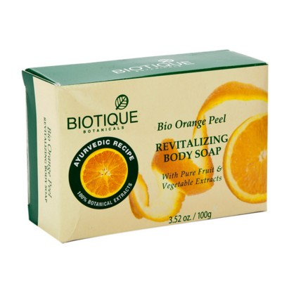 Biotique Bio Orange Peel Soap