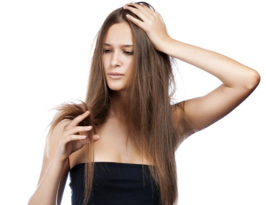 Castor Oil Reduces Split Ends