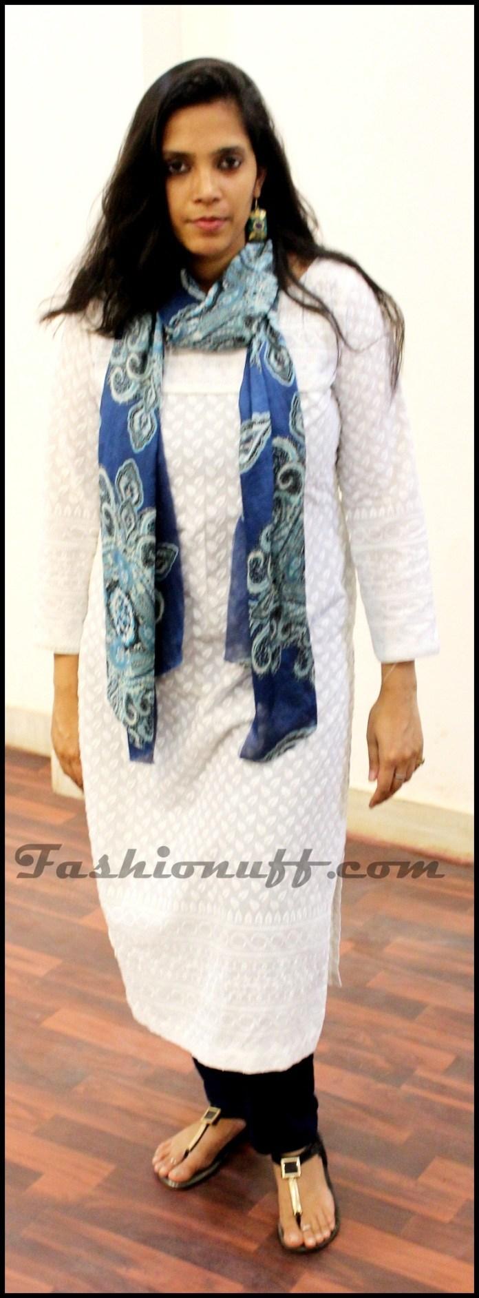 designer long kurti