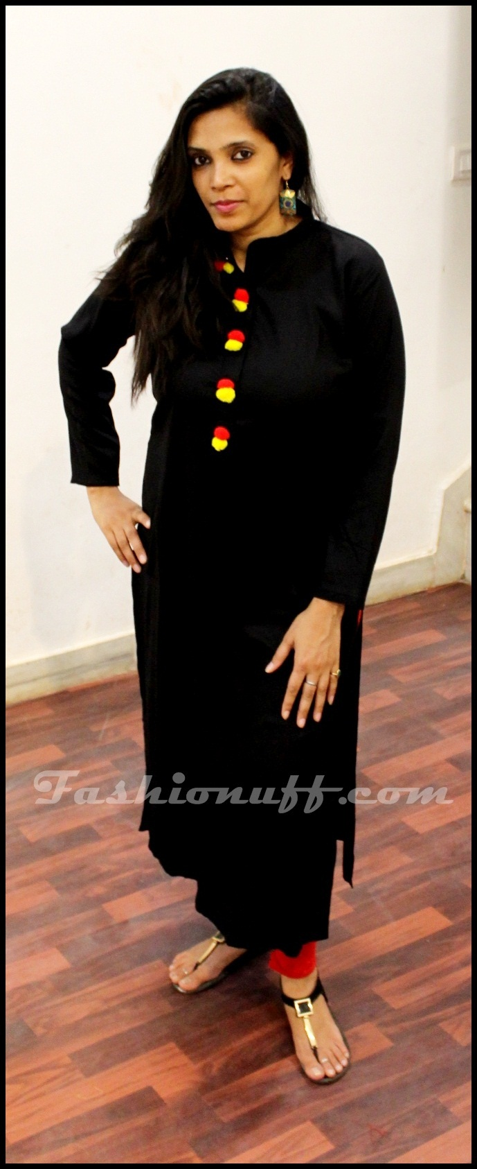 new palazo dress style