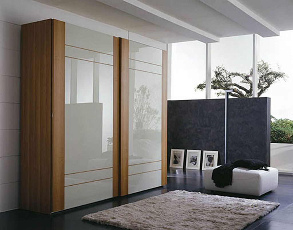 35 images of wardrobe designs for bedrooms for Back painted glass designs for wardrobe