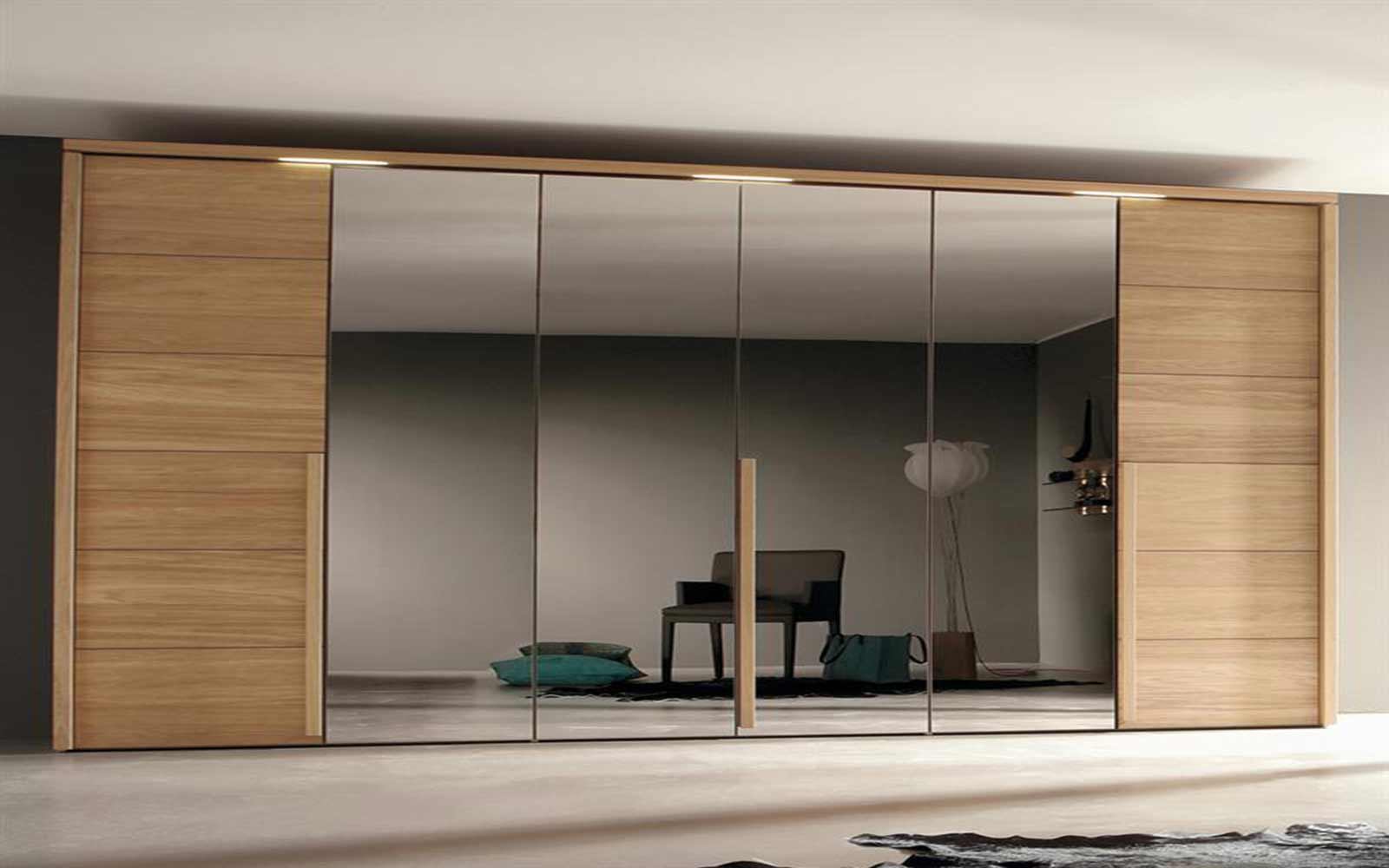35 images of wardrobe designs for bedrooms for Best almirah designs for bedroom