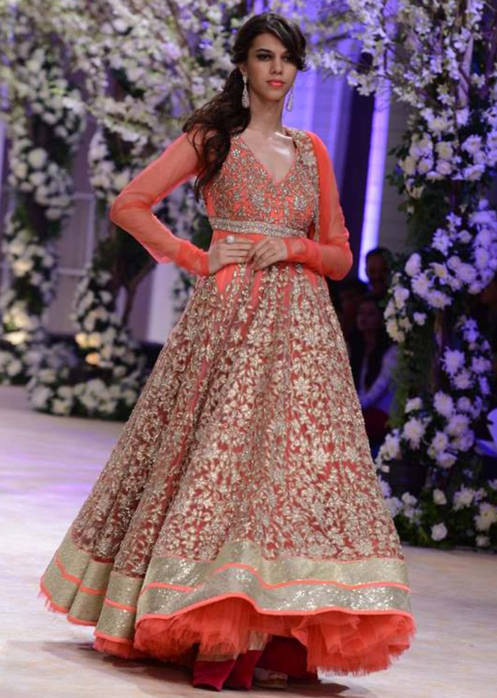 Jyotsna Tiwari Bridal Collection 2015