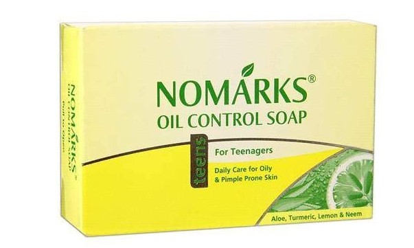 No Marks Oil Control Soap For Youth