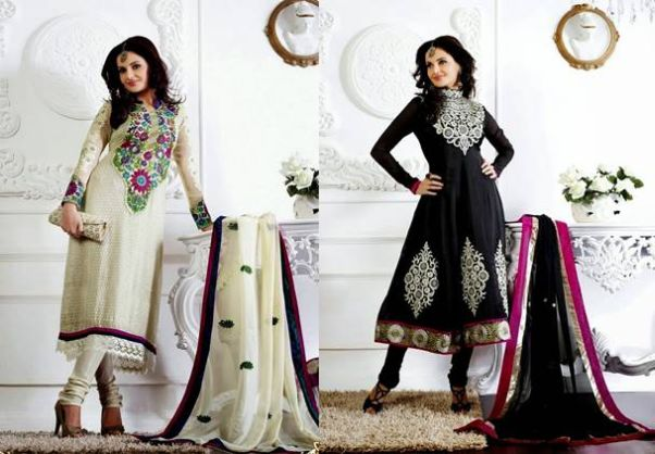 stylish salwar suits designs