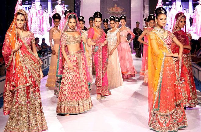 Ritu kumar Bridal Collection 2015