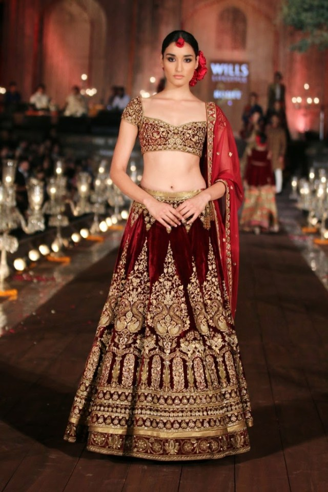 Rohit Bal Bridal Collection 2015