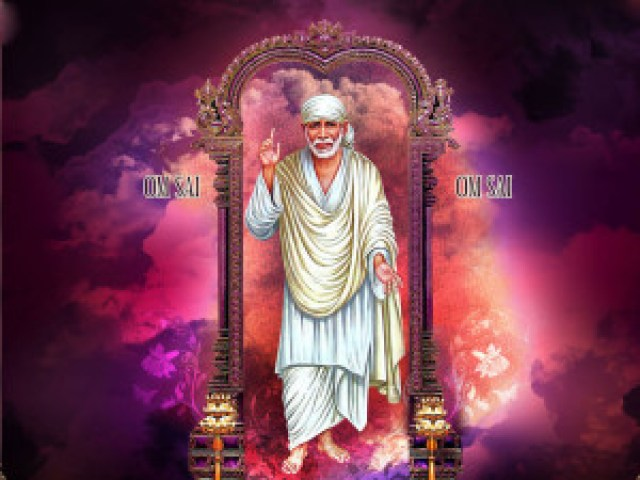 sai baba good day images