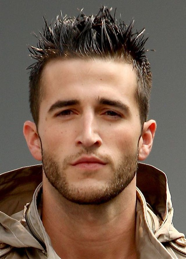Short Hairstyles For Men Spikes hairstyles Hairstyle for Short Hairs