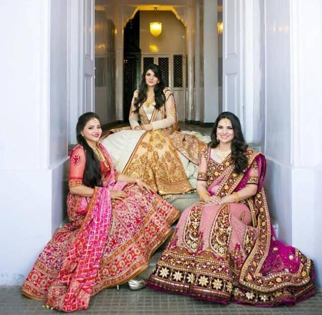 Tarun Tahiliani Bridal Collection 2015