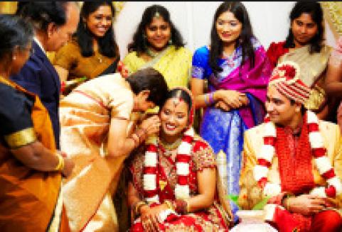 gujarati marriage function
