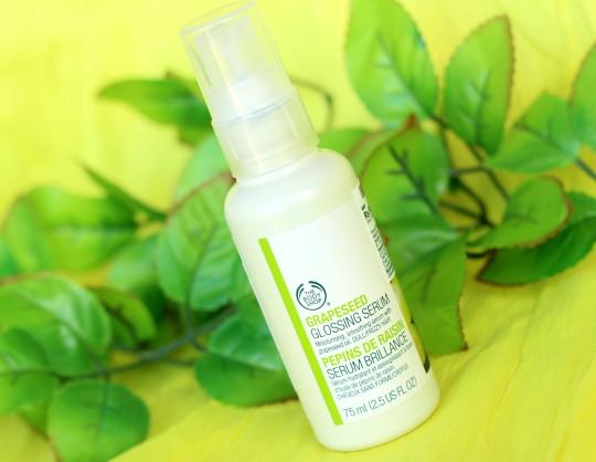best serum for hair straightening