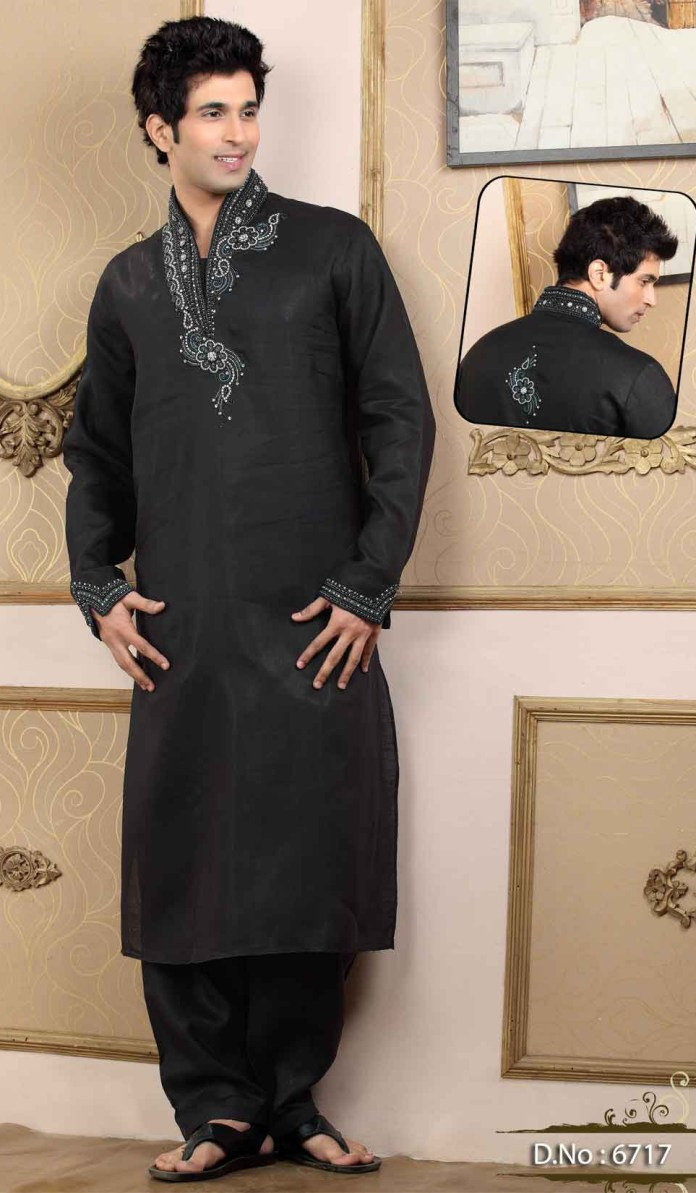 kurta pajama designs for men